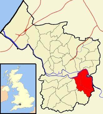 Brislington - Image: Bristol brislington