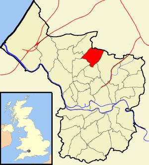 Horfield - Image: Bristol horfield