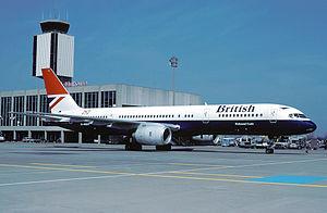 British Airways Boeing 757-200 Basel Marmet.jpg