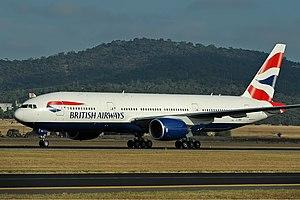 British Airways Boeing 777-200ER CBR Gilbert-1.jpg