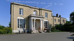 Brockwell Park - Brockwell Hall