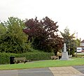 Brockworth War memorial - geograph.org.uk - 567216.jpg