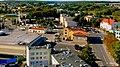 Brodnica, Polska . Widok miasta z wieży zamkowej. - panoramio (25).jpg