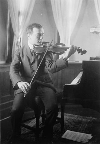 Israel Philharmonic Orchestra - Bronisław Huberman, a Polish-Jewish violinist who founded the Israel Philharmonic Orchestra