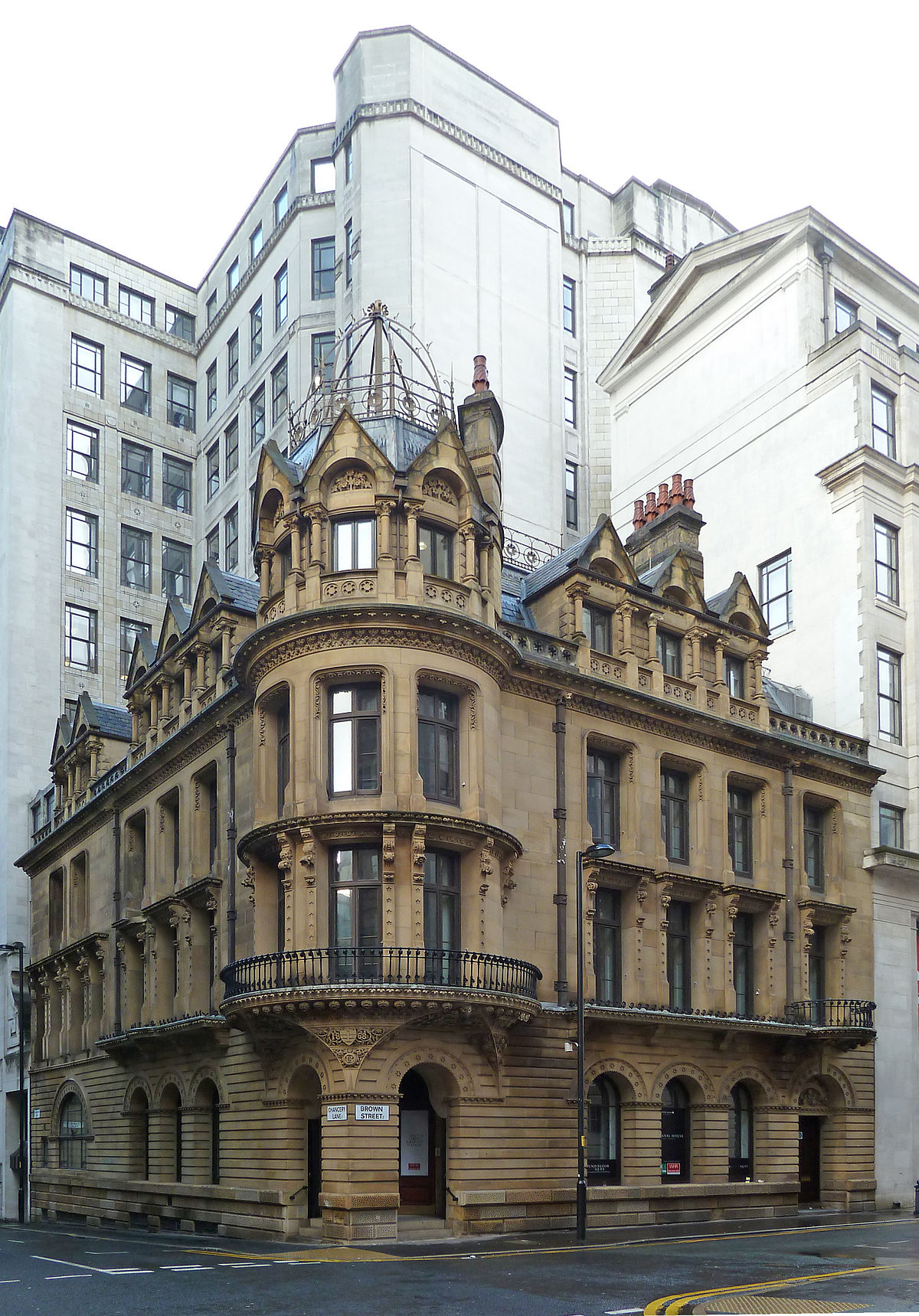 46 48 Brown Street Wikipedia