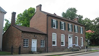 Elizabethtown, Kentucky - The Brown Pusey House