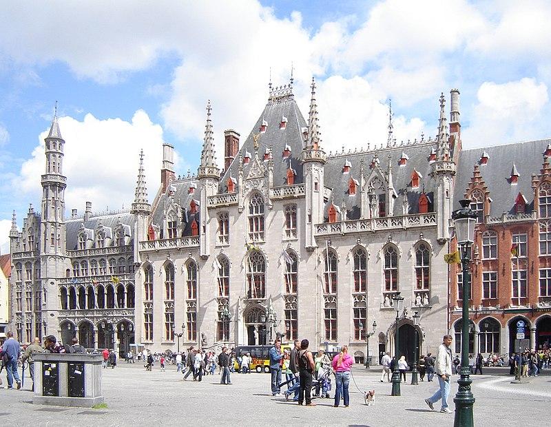 Bestand:Brugge - Provinciaal Hof 1.jpg