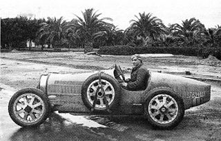Bruno, Count of Harcourt French racing driver