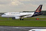 Brussels Airlines, OO-SSN, Airbus A319-112 (36394571694).jpg