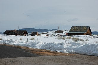 National Register of Historic Places listings in Garfield County, Utah - Image: Bryce Canyon Airport