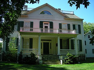Buccleuch Mansion - Image: Buccleuch Mansion New Brunswick NJ