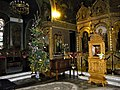 Bucuresti, Romania. Biserica Rusa. Brad de Craciun, Decembrie 2017. (2).jpg