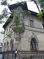 Bucuresti, Romania. Casa Nicolae Patrascu (diplomat) (Fratele pictorului Gh. Patrascu). Mai 2017 (detaliu).jpg