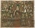 Buddha Seokgamoni (Shakyamuni) Preaching to the Assembly on Vulture Peak.jpg