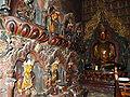 Buddhist artwork in the Pelkhor Monastery, Gyantse3.jpg
