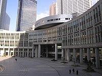Building of Tokyo Metropolitan Assembly 2 7 Desember 2003.jpg