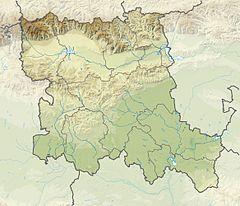 Bulgaria Stara Zagora Province relief location map.jpg