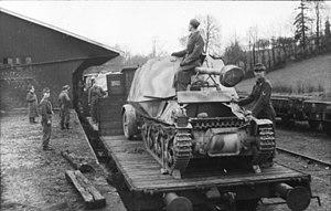 "Marder I - Image: Bundesarchiv Bild 101I 297 1701 11, Jagdpanzer ""Marder I"""