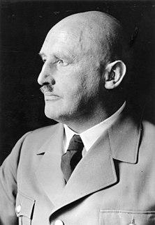 Julius Streicher German politician and publisher