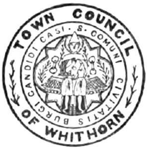 Whithorn - Image: Burgh.of.Whithorn.Se al