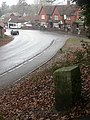 Burley, guide stone - geograph.org.uk - 1116422.jpg