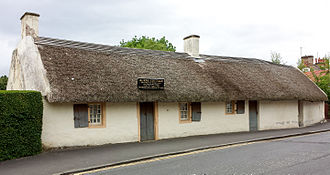 Ayr - Burns Cottage