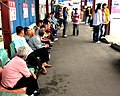 Bus station near Mount Jirisan, Korea-01.jpg
