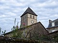 Busserolles, the church from the lane - panoramio.jpg