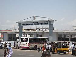 Pollachi bus stand