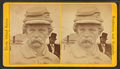 Bust of Statue for the Antietam Monument, at R.I. Granite Works, with Bust of Sculptor, Westerly, from Robert N. Dennis collection of stereoscopic views.png
