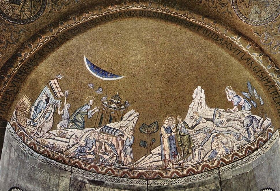 Byzantinischer Mosaizist des 13. Jahrhunderts 001