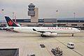 C-FTNQ A340-313 Air Canada ZRH 28AUG99 (5921387576).jpg
