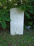 C.R. Meredith RAF war grave New Southgate Cemetery.JPG