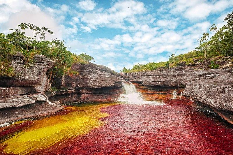Rio Caño Cristales, Colombia