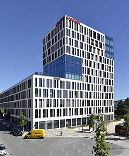 Erika-Mann-Straße in München
