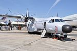 CASA C-295M LBG SIAE 2015 (18959557002).jpg