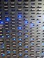 CERN, recreación discos de memoria, Ginebra, Suiza, 2015 05.JPG