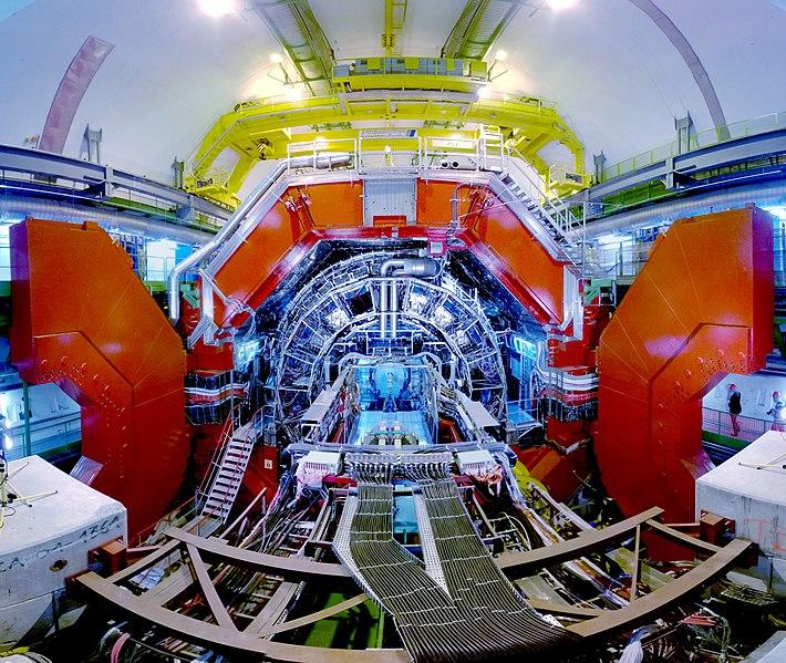 File:CERN ALICE Experiment.jpg