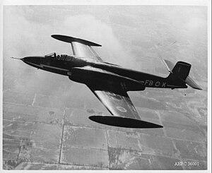 Avro Canada CF-100 Canuck - CF-100 Prototype 18102