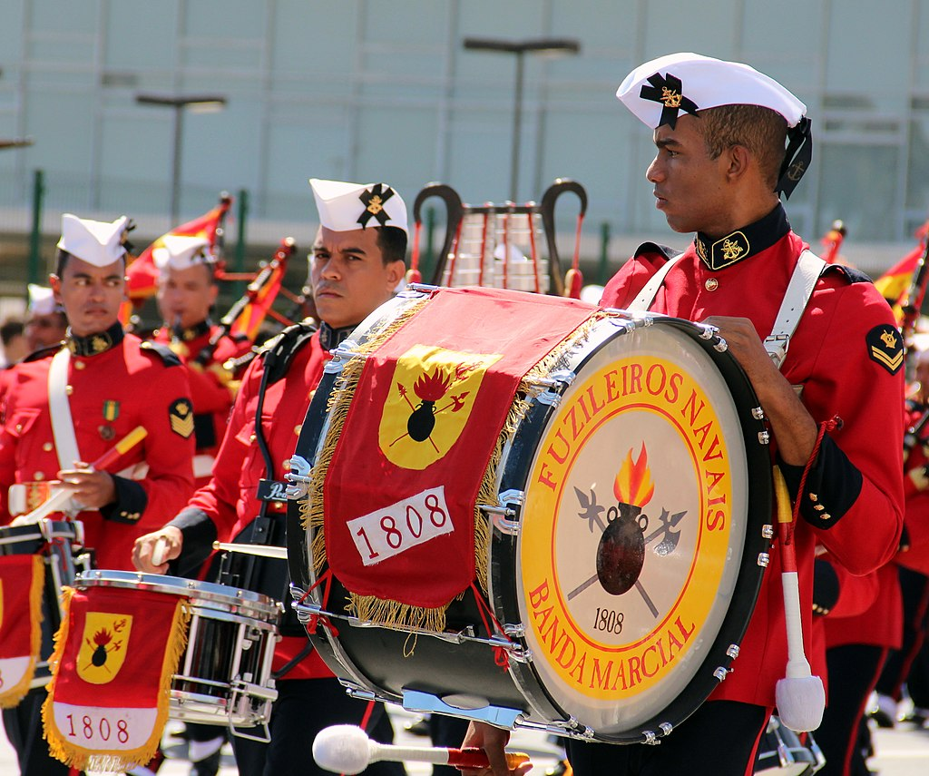 MARMERCANTE - Banda Marcial do Corpo de Fuzileiros Navais