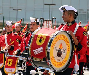 Brazilian Marine Corps - Central Band of the Marine Corps