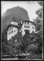 CH-NB - Wimmis, Schloss, vue partielle extérieure - Collection Max van Berchem - EAD-6711.tif