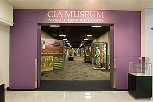 CIA Museum - Image: CIA Museum Flickr The Central Intelligence Agency