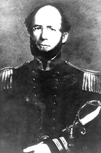 SS Central America - Commander William Lewis Herndon. U.S.N.