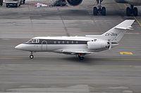 CS-DUA - H25B - NetJets