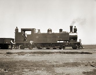 1900 in South Africa - CSAR Class C ''Western Australian''
