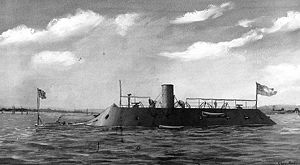 CSS Virginia, wash drawing by Clary Ray (Photo - NH 57830).jpg
