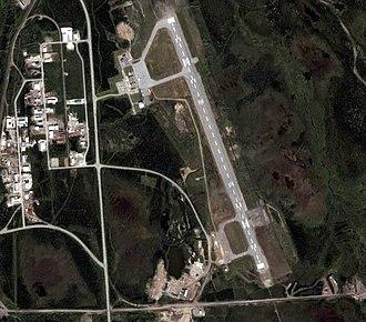 Wabush Airport - Image: CYWK