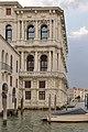 Ca' Pesaro di Baldassarre Longhena facciata angolo est sul Canal Grande.jpg
