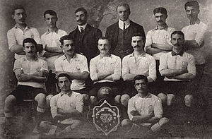 1905–06 Istanbul Football League - Istanbul Sunday League - Cadikeuy Football Club 1905-06 Champion